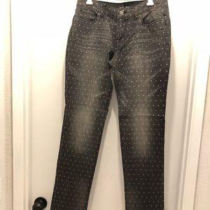 Victoria's Secret Sparkly Jeans